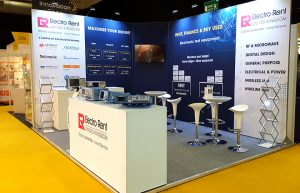 Electro Rent Exhibition Stand