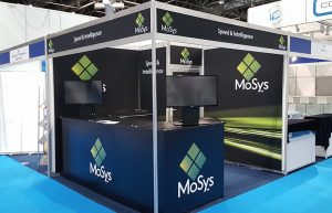 MoSys Exhibition Stand